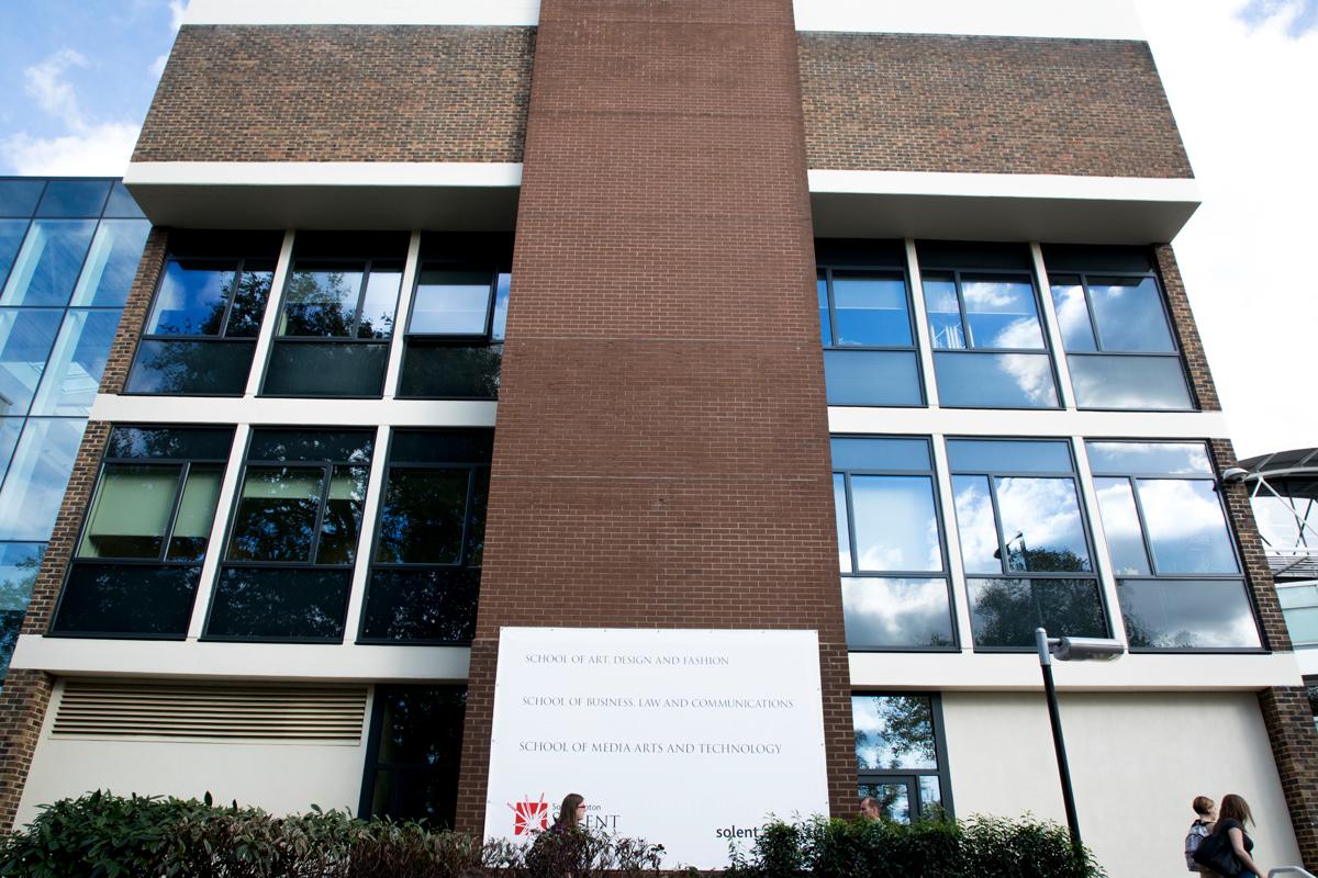 Southampton Solent University - Window Replacements & External Refurbishment