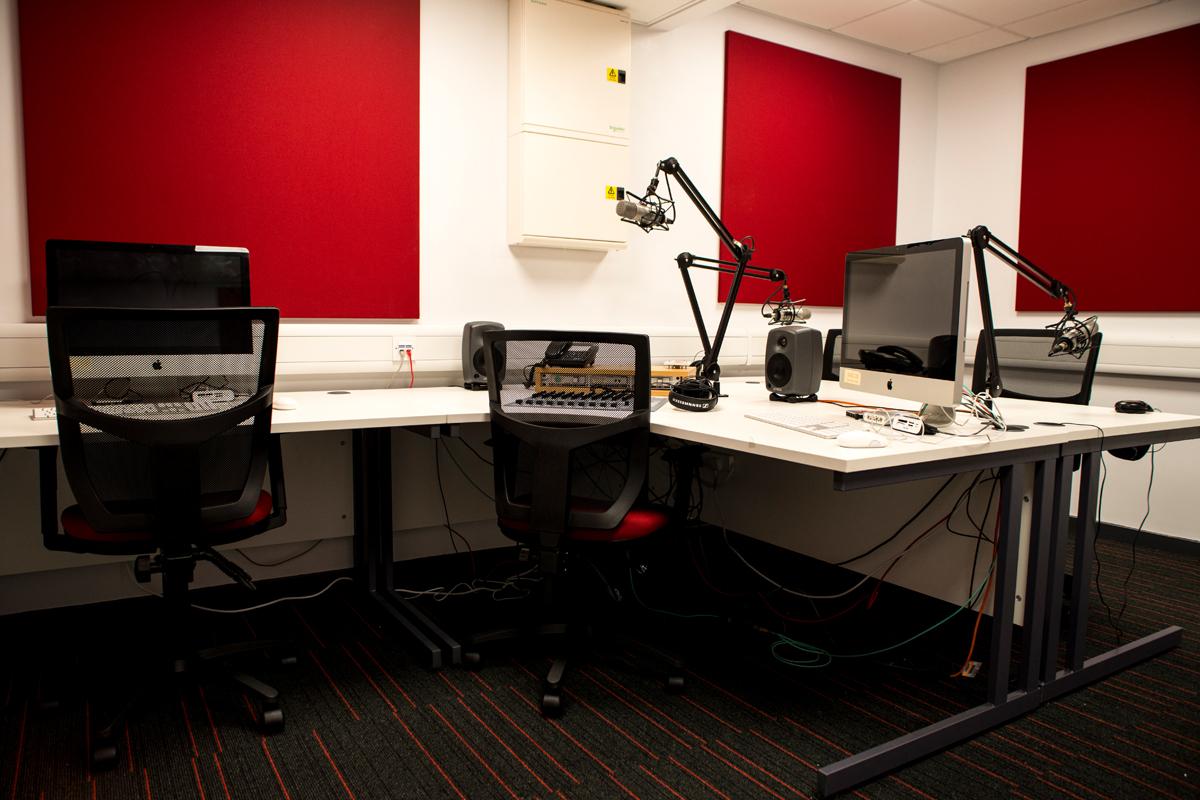 Southampton Solent University - Refurbishment of Specialist Teaching