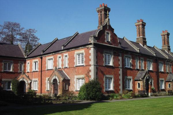 St Johns Alms Houses